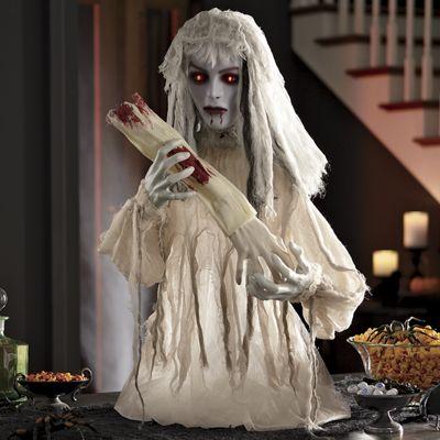 Snacking Bride