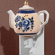 teapot night light