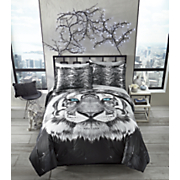 dream spirit comforter set and shower curtain