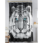 dream spirit shower curtain