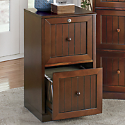 2 drawer locking file cabinet