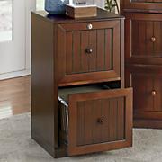2 drawer locking file cabinet