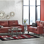platinum ii loveseat and sofa
