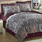 villa complete quilt set window set