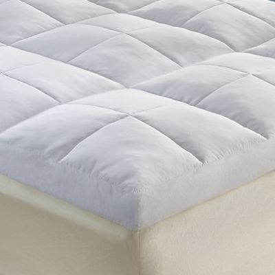 Quilt-Top Featherbed