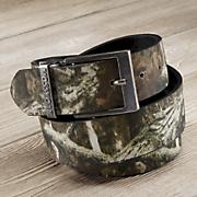 reversible camo belt by mossy oak