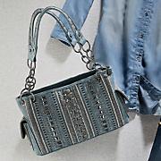 rhinestone design bag