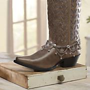 boot shoe jewelry