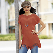 anytime sweater tunic