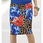 wildly wonderful pencil skirt