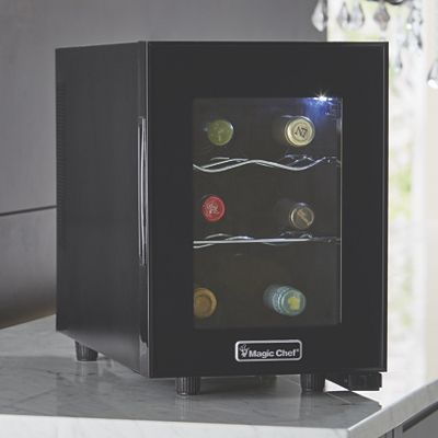 6-Bottle Wine Cooler by Magic Chef