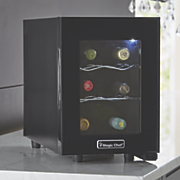 6 bottle wine cooler by magic chef