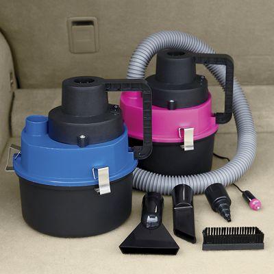 2-In-1 Wet & Dry Auto Vacuum Cleaner