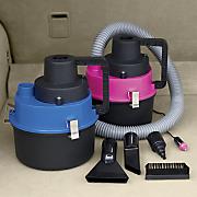 2 in 1 wet   dry auto vacuum cleaner