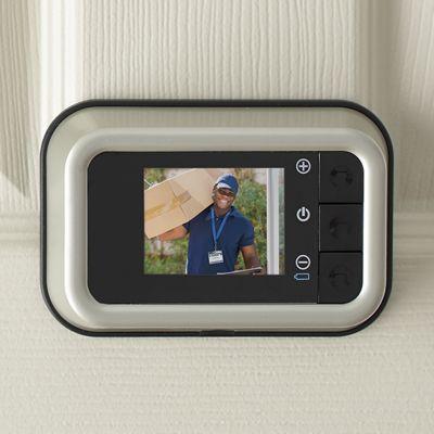 Digital Door Peephole by Us Patrol