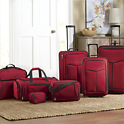 7 pc  luggage set