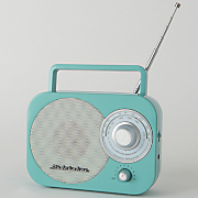 am fm radio by studebaker