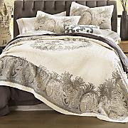 jolie oversized quilt and sham
