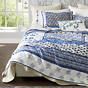 sofia oversized quilt and sham
