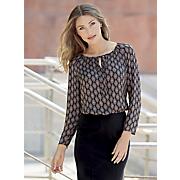 cyan blouse 63