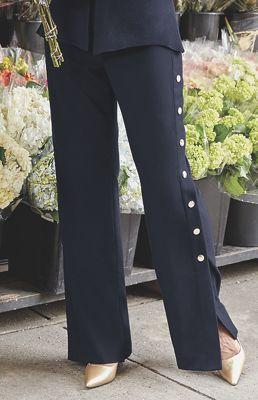 Nika Wide-Leg Pant