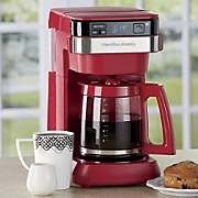 12 cup easy access coffeemaker by hamilton beach