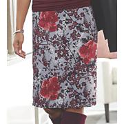 tatiana printed skirt