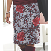 tatiana printed skirt