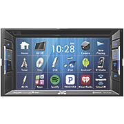 bluetooth receiver with touchscreen by jvc