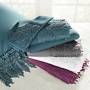 charlotte brushed microfiber sheet set