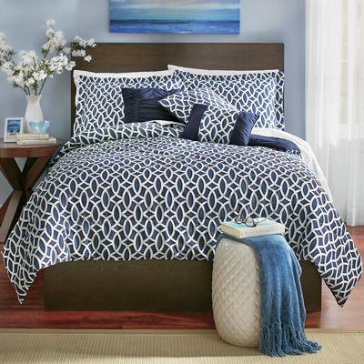 Geo Comforter Set