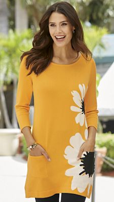 Sunshine Sweater Tunic