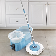 hurricane spin stackable mop