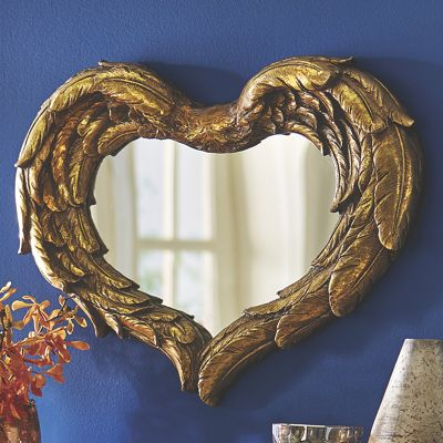 Angel Wing Mirror