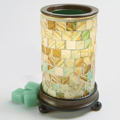 Sea Glass Wax Warmer