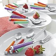 32 pc  temptation assorted flatware set