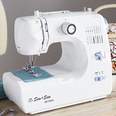 Li'L Sew & Sew Desktop Sewing Machine