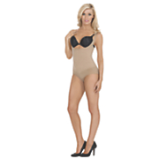 julie france leger collection frontless panty shaper by euroskins
