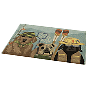 indoor outdoor pet mats