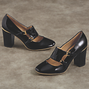 madison avenue mary jane pump