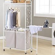 scroll leaf laundry center