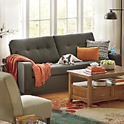 baxter storage sofa