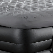 twin or queen air bed and air bed cover