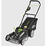 18  cordless electric mower by earthwise