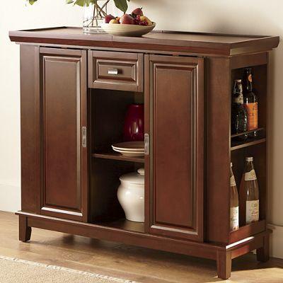 Wine Buffet Cabinet