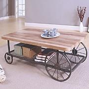 wesley wagon coffee table