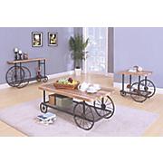 Wesley Wagon Tables