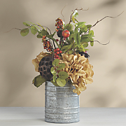 lotus berry arrangement