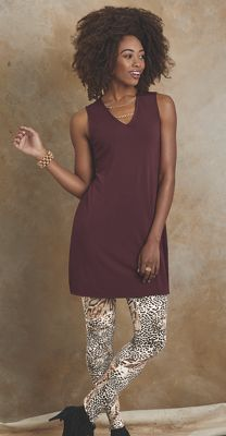 a Style Tunic and Leggings