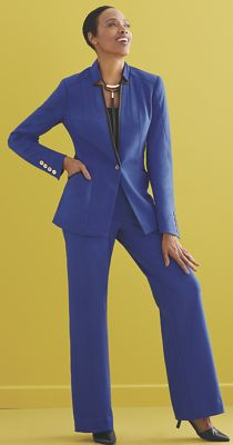 Quinn Ponte Jacket and Pant
